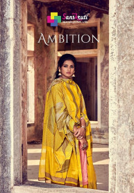 Sanskruti Ambition Pure Cotton Dress Materials