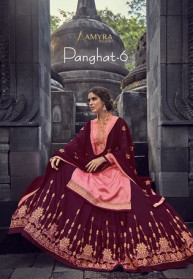 Amyra Panghat Vol 6 Georgette Salwar Suits
