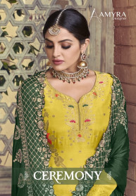 Amyra Ceremony Pure Dola Viscose Salwar Suits