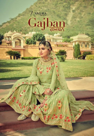 Amyra Gajban Heavy Georgette Salwar Suits