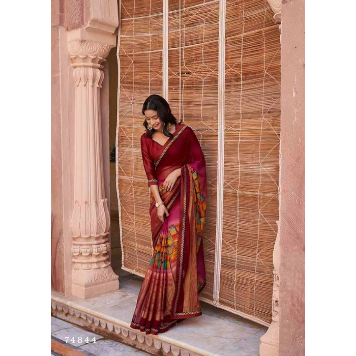Antra Mausam Major Georgette Sarees Collection