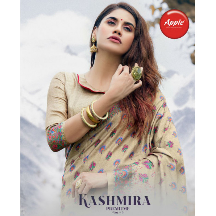 Apple Kashmira Vol 3 Sarees Designer Catalog