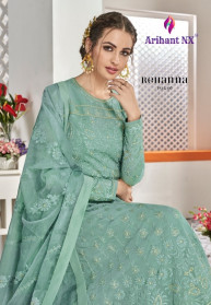 Arihant Rehanna Vol 5 Long Ladies Gowns