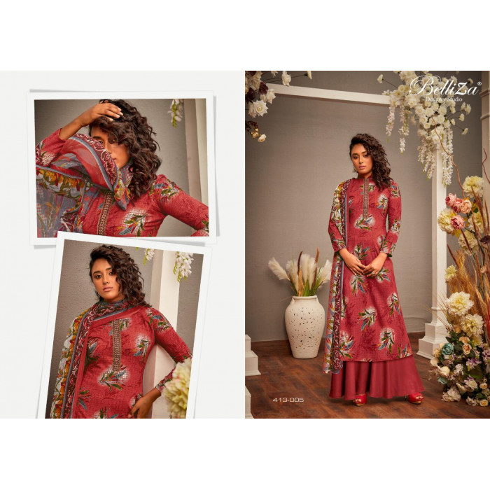 Belliza Expression Premium Rayon Salwar Suits