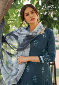 Belliza Amogh Pure Cotton Print Dress Materials