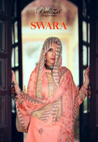Belliza Swara Heavy Jam Cotton Dress Materials
