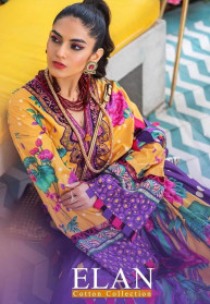 Deepsy Elan Cotton Collection Salwar Suits