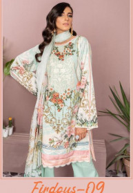 Deepsy Firdous Vol 9 Jam Cotton Salwar Suits