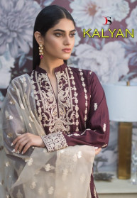 Deepsy Kalyan Pure Cotton Salwar Suits Catalog