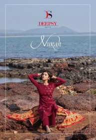 Deepsy Nurah Jam Cotton Dress Materials