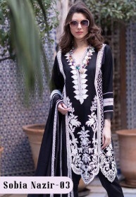 Deepsy Sobia Nazir Vol 3 Salwar Suits