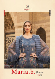 Deepsy Maria B Lawn 2020 Pure Cotton Salwar Suits