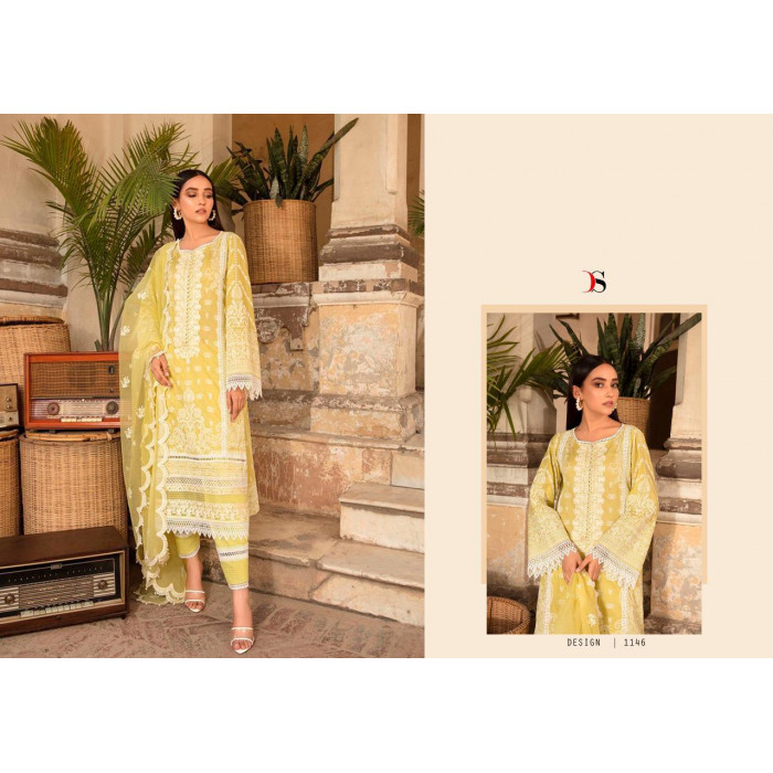 Deepsy Sobia Nazir Embroidered Collection Suits