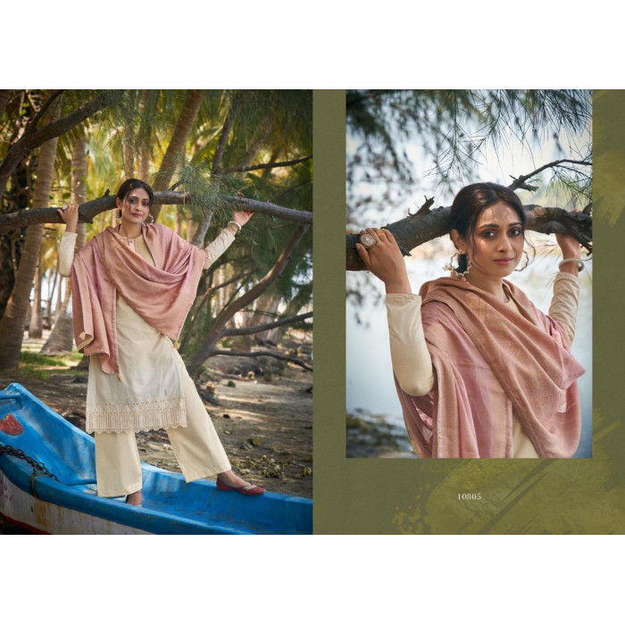 Deepsy Ember Pure Cotton Branded Salwar Suits