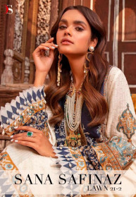 Deepsy Sana Safinaz Lawn 21 Vol 2 Pakistani Suits
