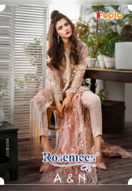 Fepic Rosemeen A&N Georgette Net Salwar Suits