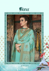 Fiona Glamour N Glitter Cotton Salwar Suits