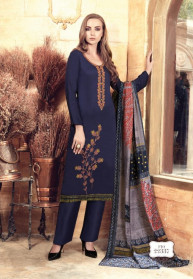Fiona Sundara Lawn With Work Salwar Suits