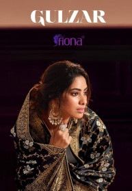 Fiona Gulzar Jacquard Fancy Salwar Suits