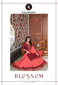 Kalarang Blossom Vol 16 Jam Silk Salwar Suits