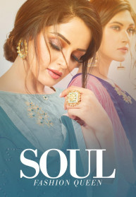 Kapil Trends Soul Satin Dress Materials
