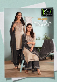 Kessi Colours By Patiala Vol 15 Suits
