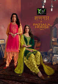 Kessi Shangar By Patiala House Vol 15 Suits