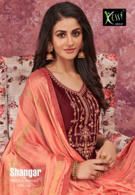 Kessi Shangar By Patiala Vol 16 Salwar Suits