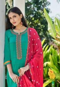 Kessi Mohini Jam Silk Exclusive Dress Materials