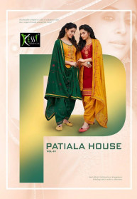 Kessi Patiala House Vol 81 Cotton Salwar Suits