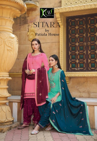 Kessi Sitara By Patiyala House Dress Materials
