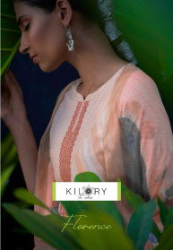 Kilory Florence Pure Cambric Dress Materials