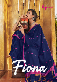 LT Fiona Satin Silk Party Wear Sarees