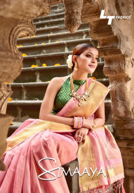 LT Simaaya Silk Party Wear Sarees