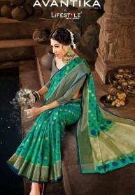 Lifestyle Avantika Vol 3 Heavy Silk Sarees
