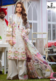 Majesty Firdous Vol 3 Jam Silk Salwar Suits