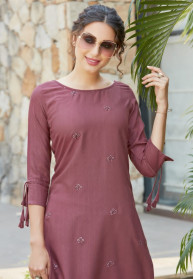 Mittoo Zohra Vol 5 Heavy Rayon Kurtis With Sharara