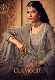 Mohini Glamour Vol 71 Salwar Suits Wholesaler