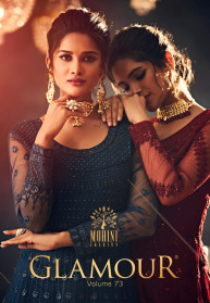 Mohini Glamour Vol 73 Net Salwar Suits