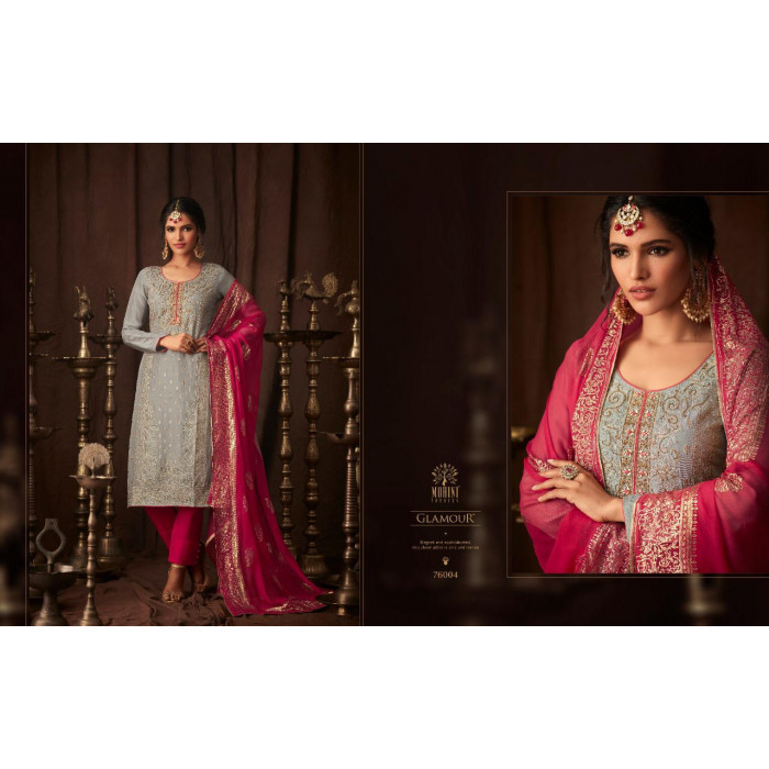 Mohini Glamour Vol 76 Viscose Salwar Suits