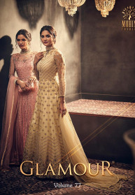 Mohini Glamour Vol 77 Net Salwar Suits Catalog