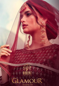 Mohini Glamour Vol 79 Thread Work Salwar Suits