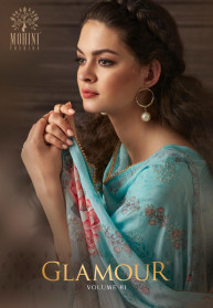 Mohini Glamour Vol 81 Pure Muslin Salwar Suits