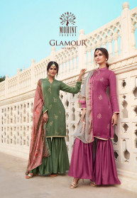 Mohini Glamour Vol 91 Silk Salwar Suits Set