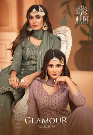 Mohini Glamour Vol 95 Georgette Salwar Suits