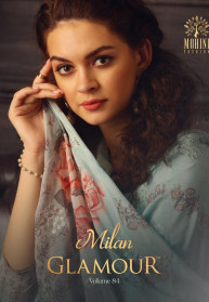 Mohini Glamour Vol 84 Natural Crap Salwar Suits