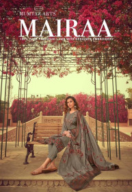 Mumtaz Arts Mairaa Cotton Dress Materials