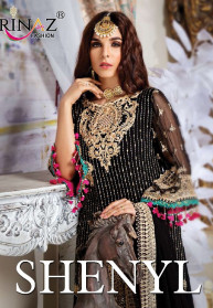 Rinaz Fashion Shenyl Georgette Salwar Suits