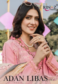 Rinaz Adan Libas Vol 3 Cotton Pakistani Suits