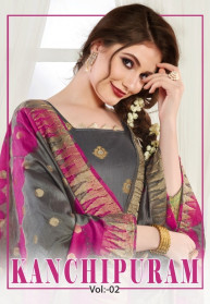 Rnx Kanchipuram Vol 2 Banarasi Dress Materials